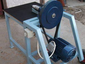 Holzspalter Maschine