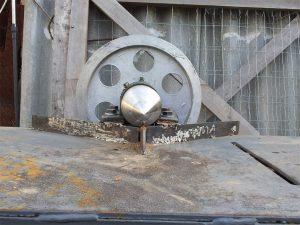 Keilriemenscheibe 350 mm