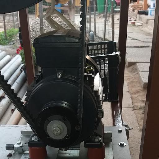 Holzspalter Motor